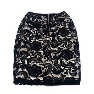 H&M Skirts - H&M Black Lace Skirt